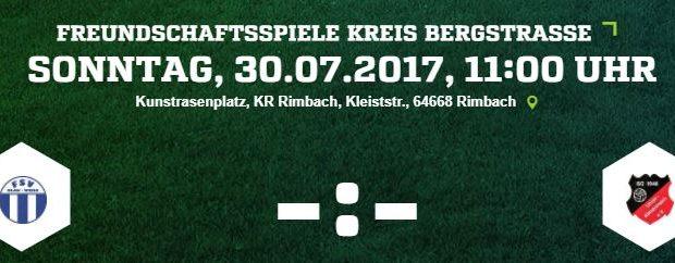 FSV Rimbach - SG Unter-Abtsteinach