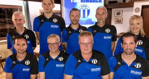Vorstand FSV Rimbach 2018